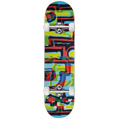 """Blind Blind Spectrum Skateboard CompleteBlack 7.875"""""""