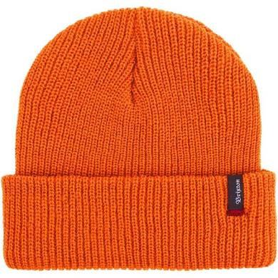 Brixton Heist Beanie (orange, red, green, brown)