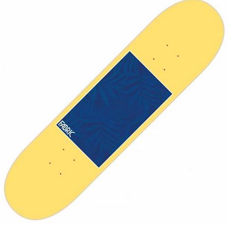 Fabric Skateboards 8.25″