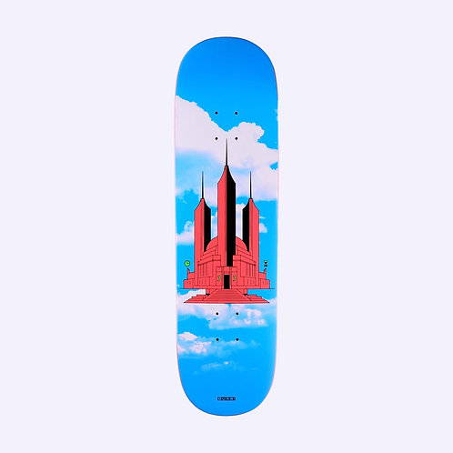 Quasi Skateboards Johnson 'Time Chamber' 8.5""