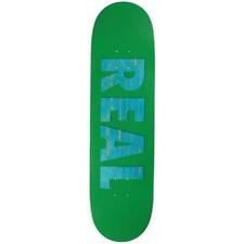 """Real Deck Bold Green 8.38"""""""