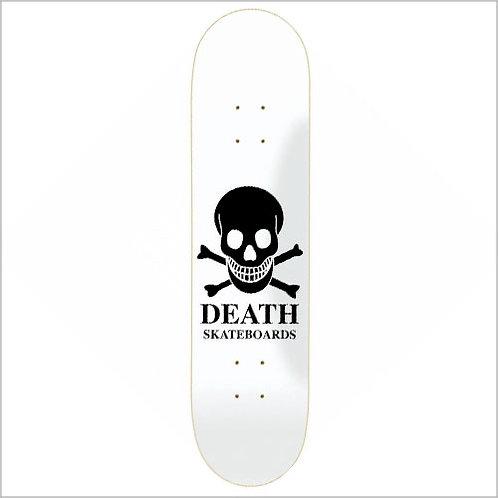 """Death 'OG White Skull' 8.1"""""""