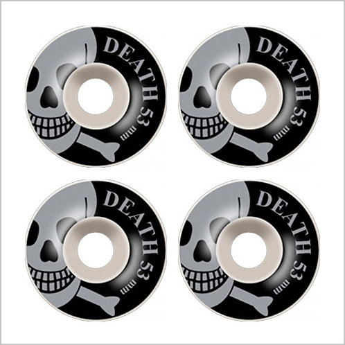 Death Skull 53mm Wheels