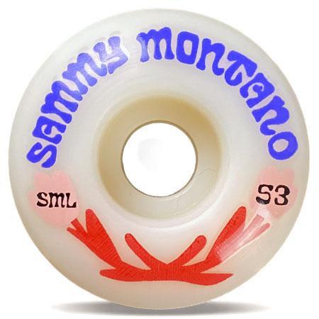 Sml. Montano OG Wide Love Series Wheels 53mm