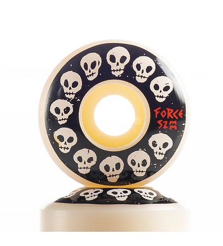 10 Skulls Wheels 52mm