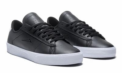 Lakai Newport Black Leather