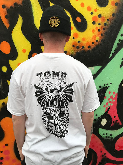 Tomb Skateboards T-shirt