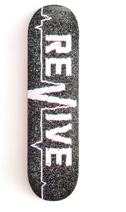 "Revive Static Lifeline  Deck 8"""