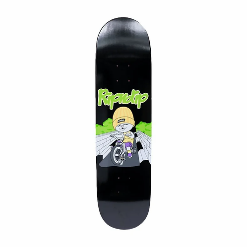 RIPNDIP LOVE IS BLIND DECK ORANGE  8""