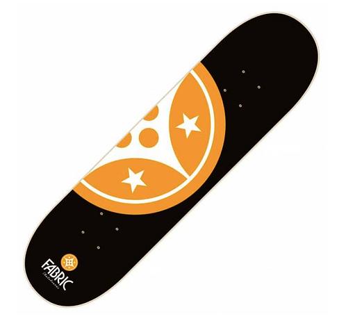 Fabric Skateboard