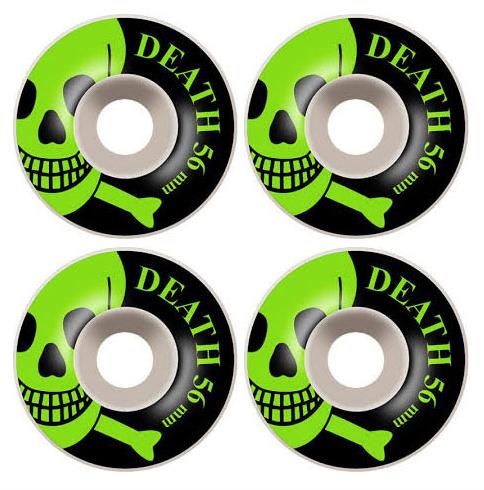 Death Skull 56mm Wheels