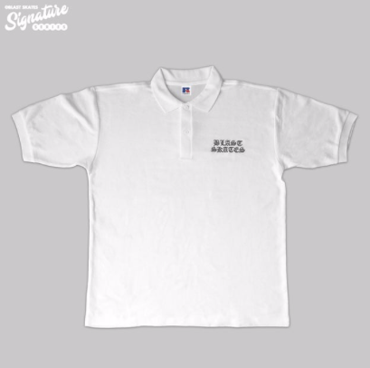 JAKE SNELLING - AGGRESSION SESSION - EMBROIDERED POLO