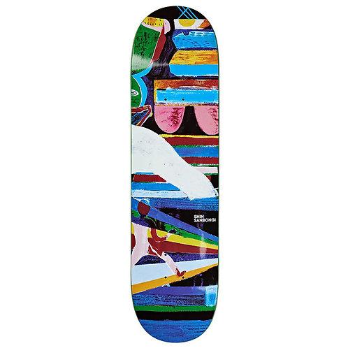 """Polar Skateboard Shin Sanbong Memory 9"""""""