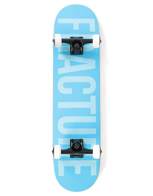 """Fracture Fade Complete Skateboard - 7.75"""""""