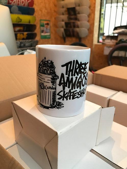 Fos X Three Amigos mugs