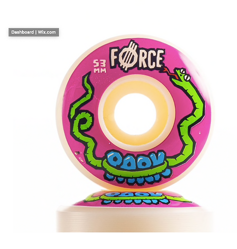 Force Jason Park Snake  53mm