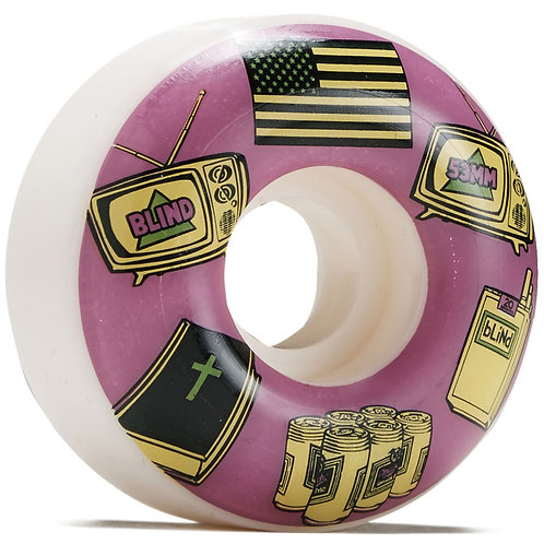 Blind American Icons Wheels 53MM