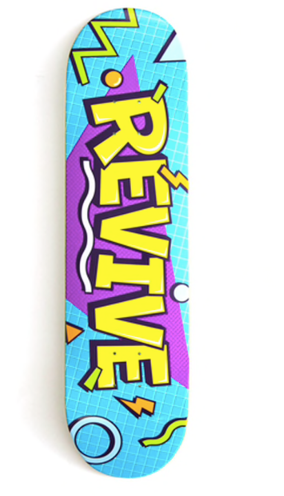 Revive Lunchtime  Deck 8""