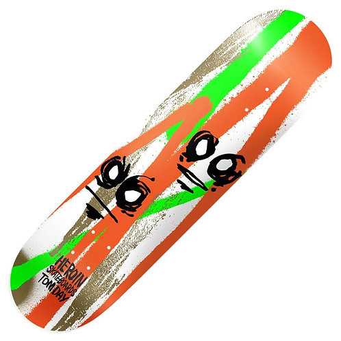 """Heroin Skateboards """"Call Of The Wild"""" 8.5"""""""