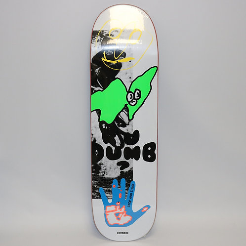Quasi  Dumb Two Deck 8.625""