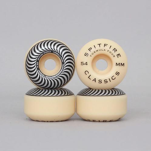 Spitfire Classics Formula Four 101d Skateboard Wheel - 54
