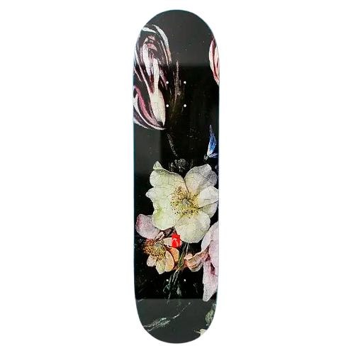 """Poetic Collective - Poetic Collective Flower Still Life Skateboard Deck 8"""""""