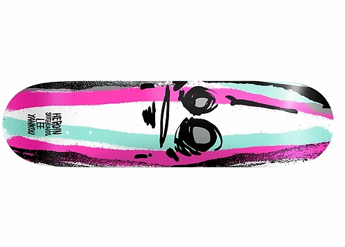 """Heroin Skateboards """"Call Of The Wild"""" 8.25"""""""