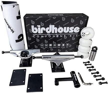 irdhouse 5.25 Component Kit Silver/Black 7.75 - 8.25