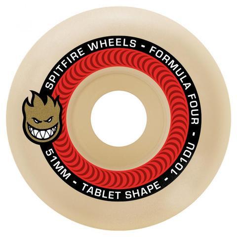 Spitfire Formula Four Tablet  Wheels 101D
