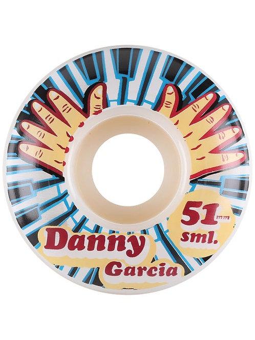 SML Danny Garcia OG Wheels 51mm