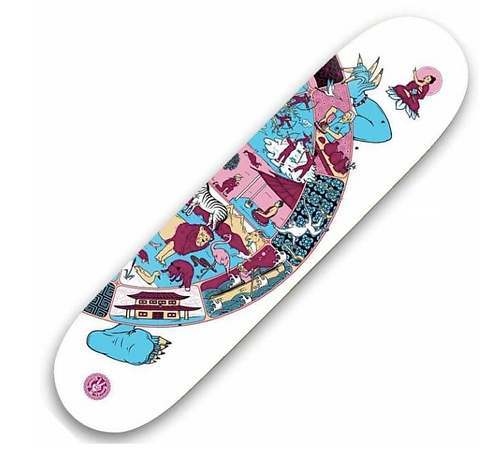 """Drawing Boards Deck 8.25"""""""