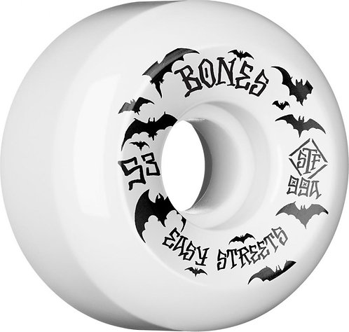 Bones Bats 53mm Easy Streets V5 sidecut 99A