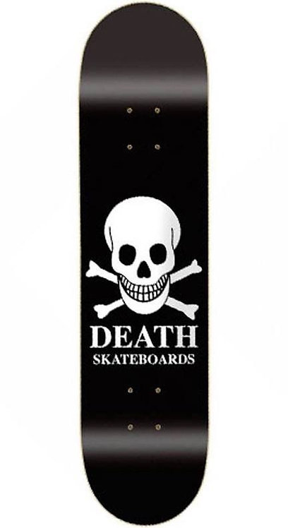 Death Skull OG Black Deck Various Sizes