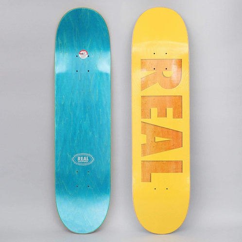 Real Bold Series Yellow Deck 8.06""