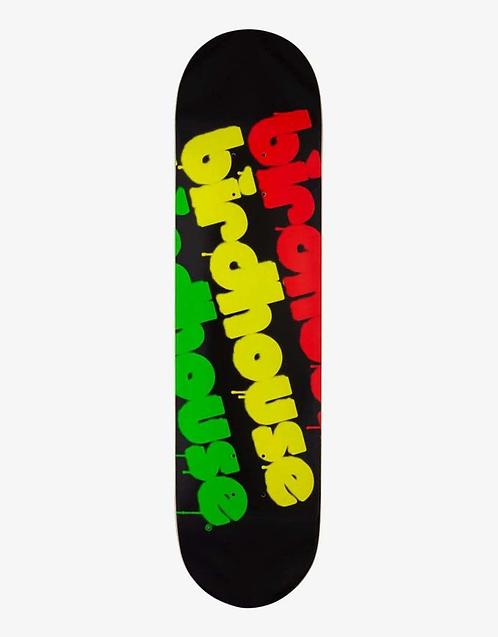 "Birdhouse Triple Stack Skateboard Deck 8"""