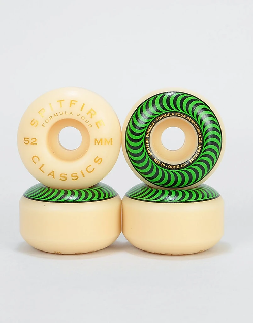 Spitfire Classics Formula Four 101d Skateboard Wheel - 52mm