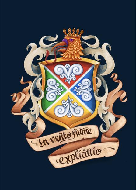 Malmö Magical School Emblem