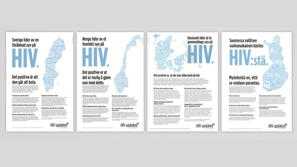 HIV updated Nordic Ads