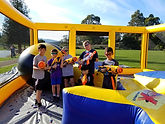 Nerf war small arena