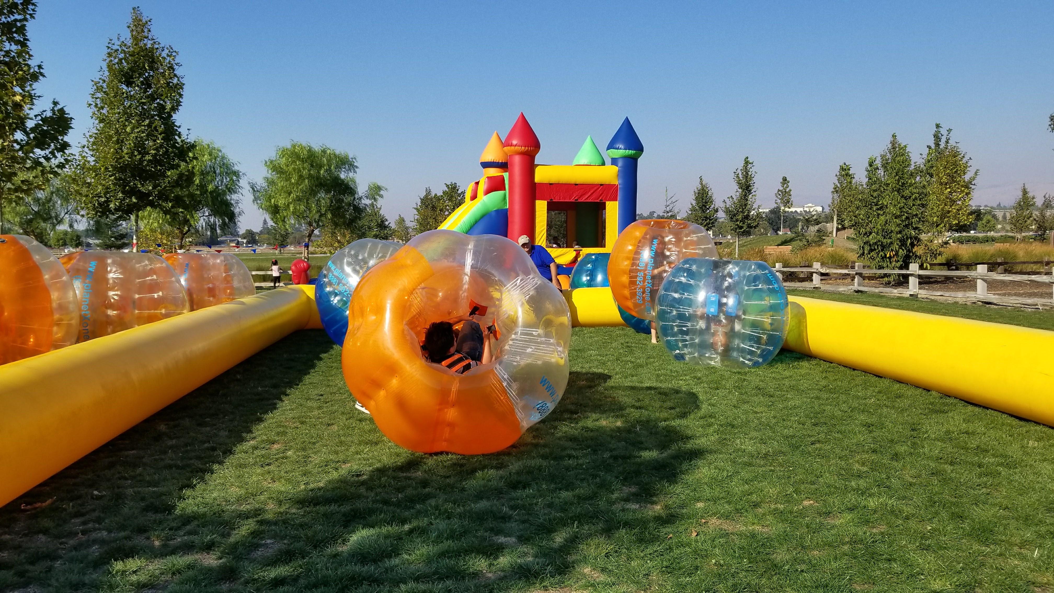 Bubble Arena & Bounce House