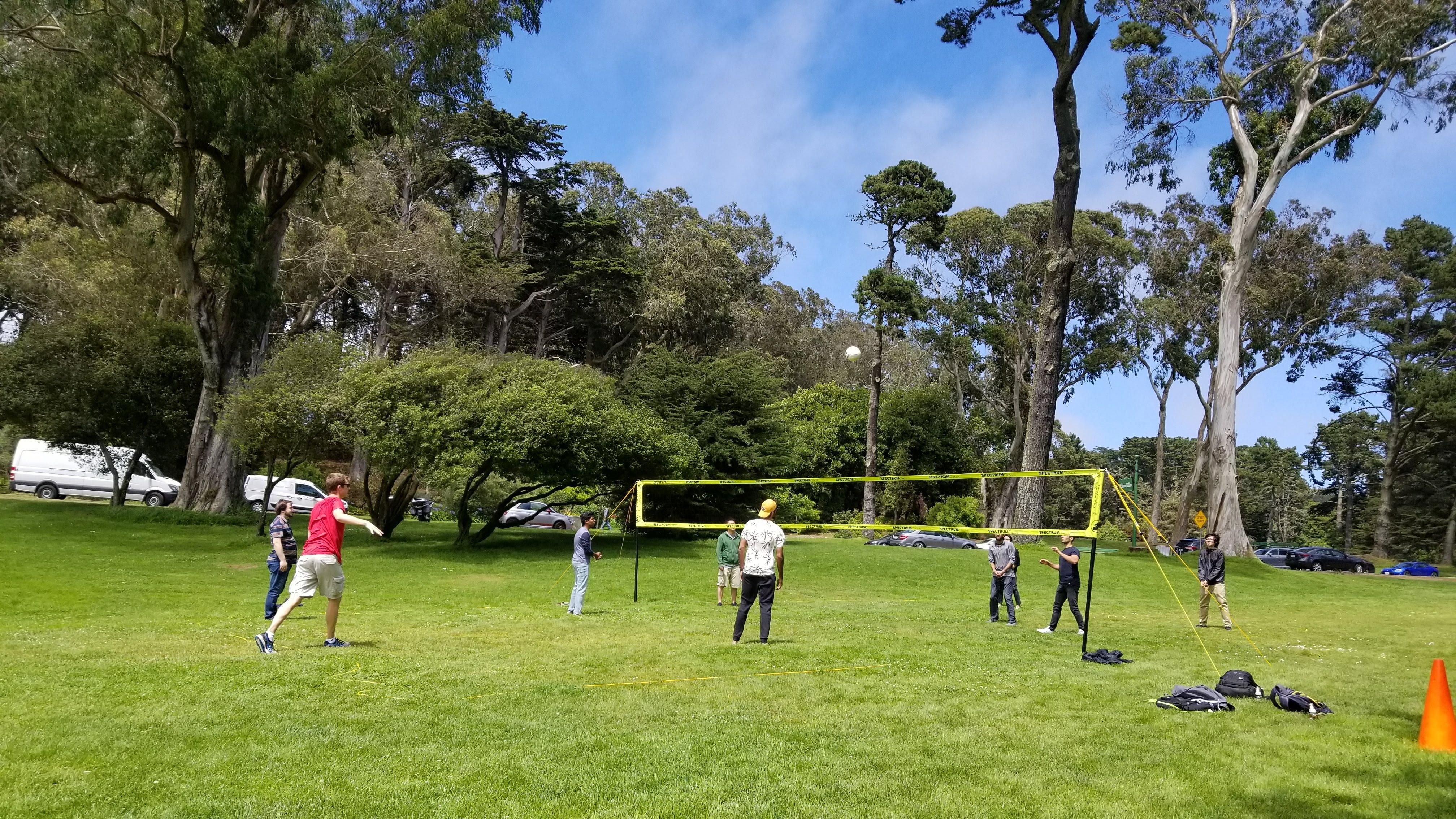 Add-on: Volleyball