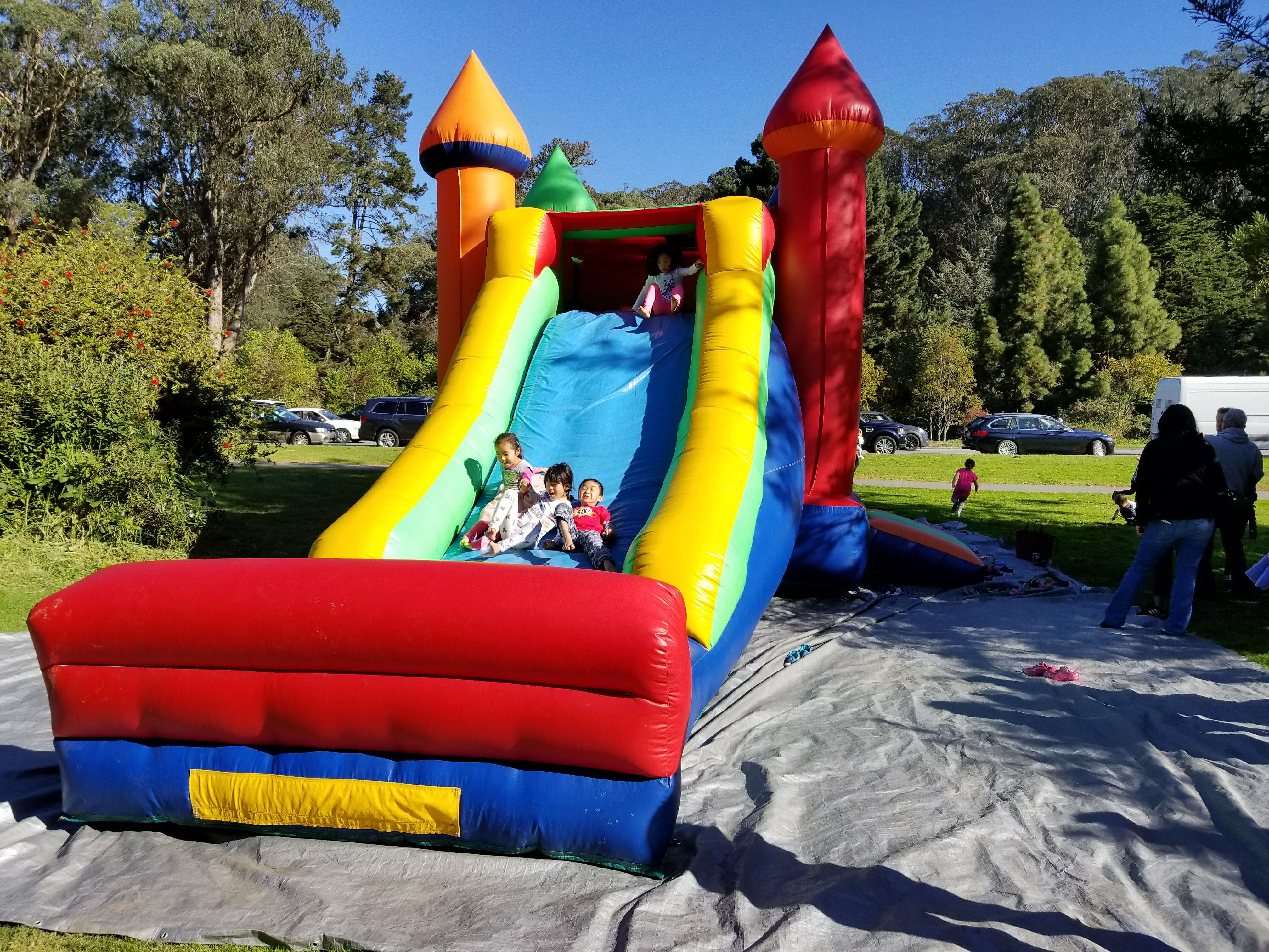 Add-On: Bounce House