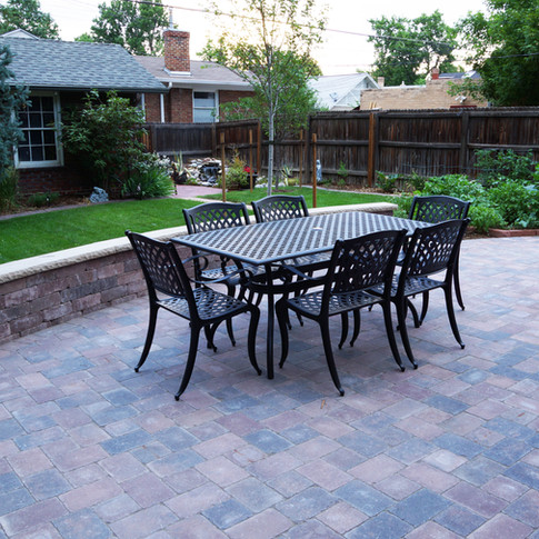 Landscape Design - Outdoor Dining Area