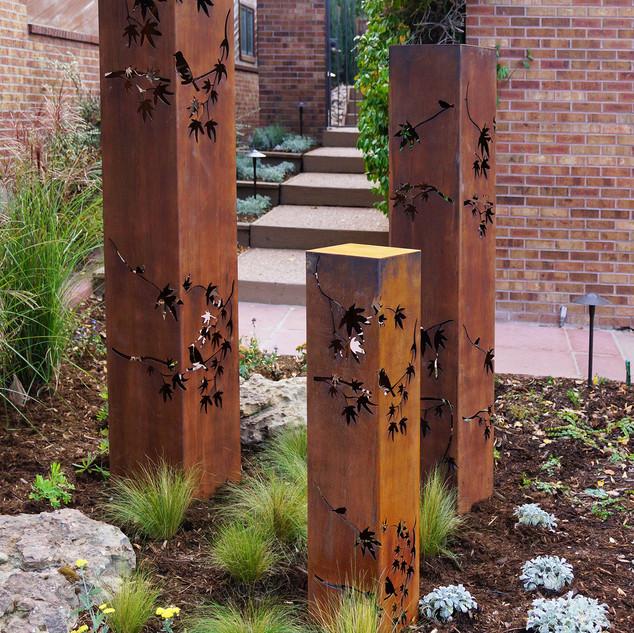 Denver Landscape Design – Art