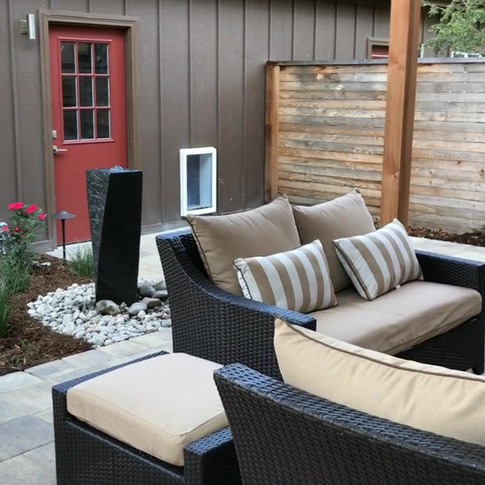 Landscape Design - Outdoor Living Space