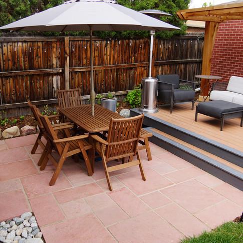 Denver Landscape Design – Patio & Deck