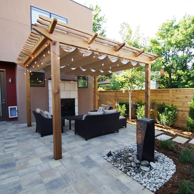 Denver Landscape Design – Outdoor Living Space