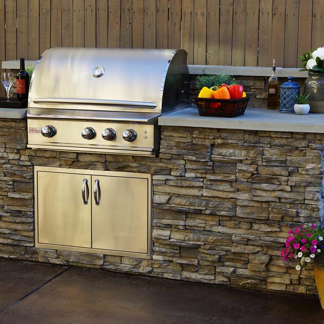 Denver Landscape Design –Outdoor Kitchens