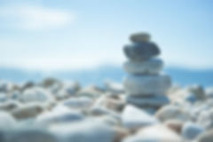 Równoważenie skała