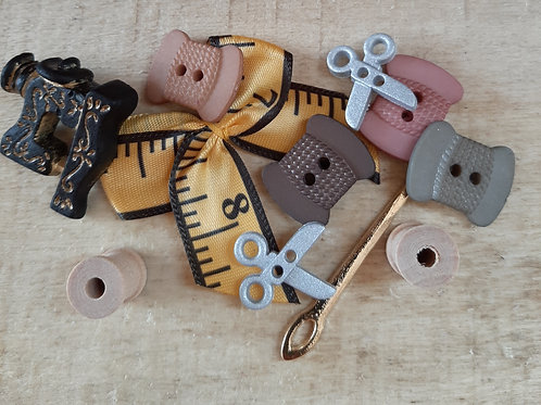 Craft  vintage-style Sewing Buttons